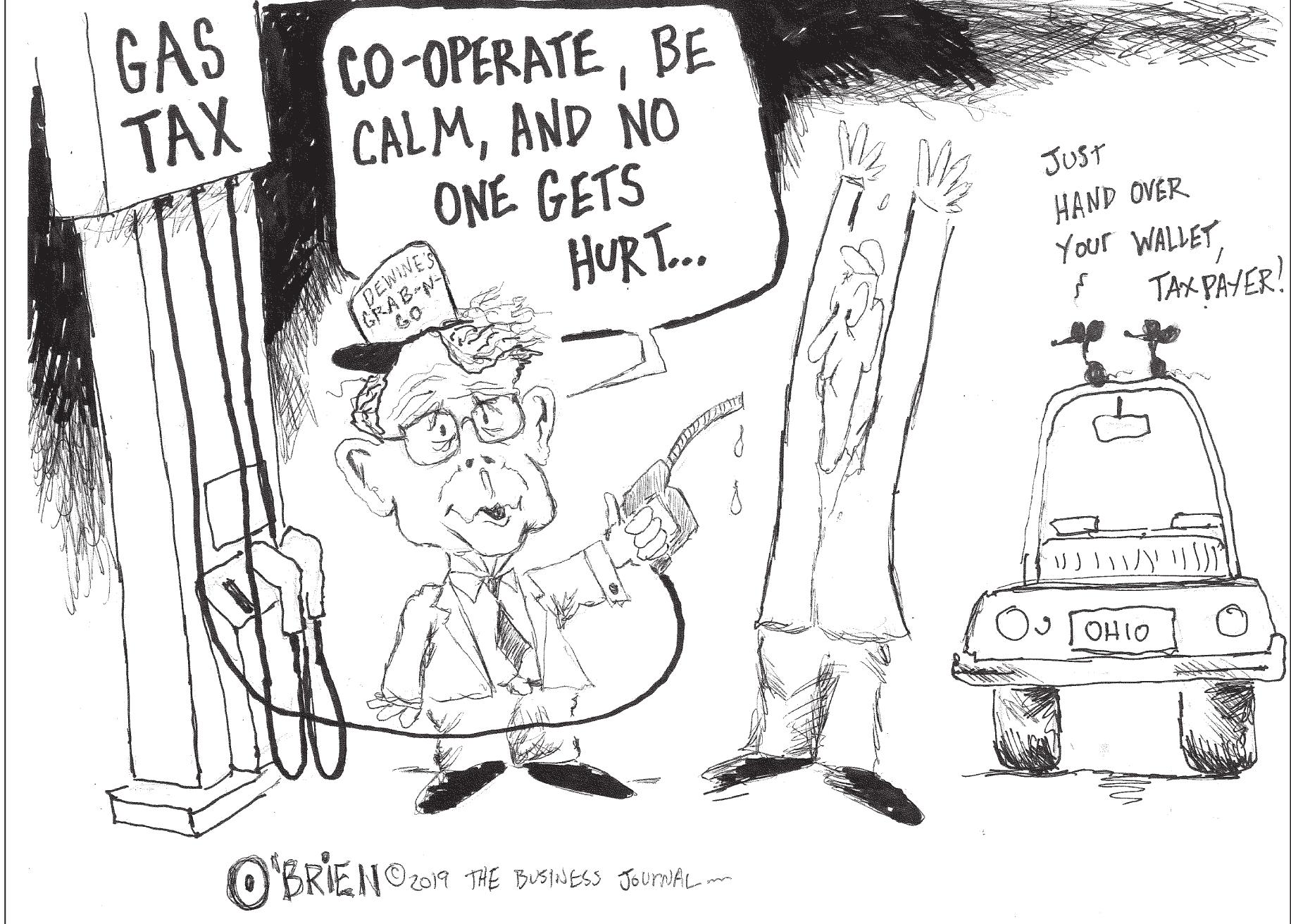 Ohio Gas Tax