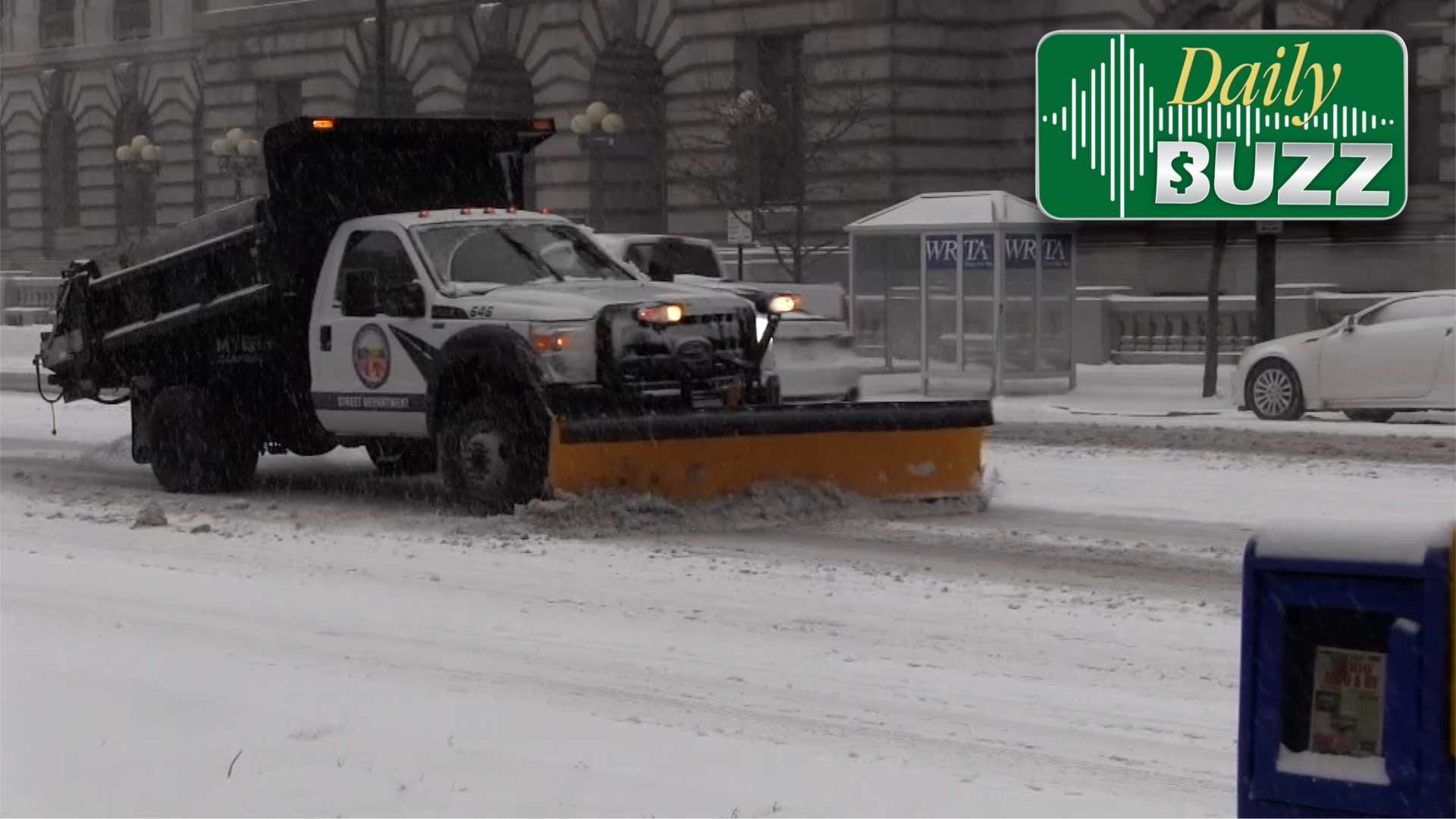 Youngstown Snow Plow