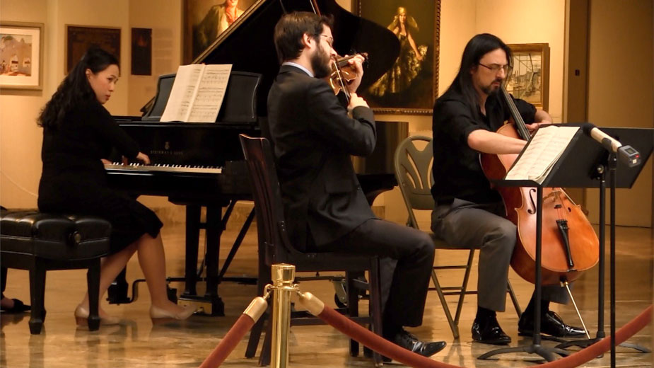 Dana Piano Trio to perform at Carnegie Hall