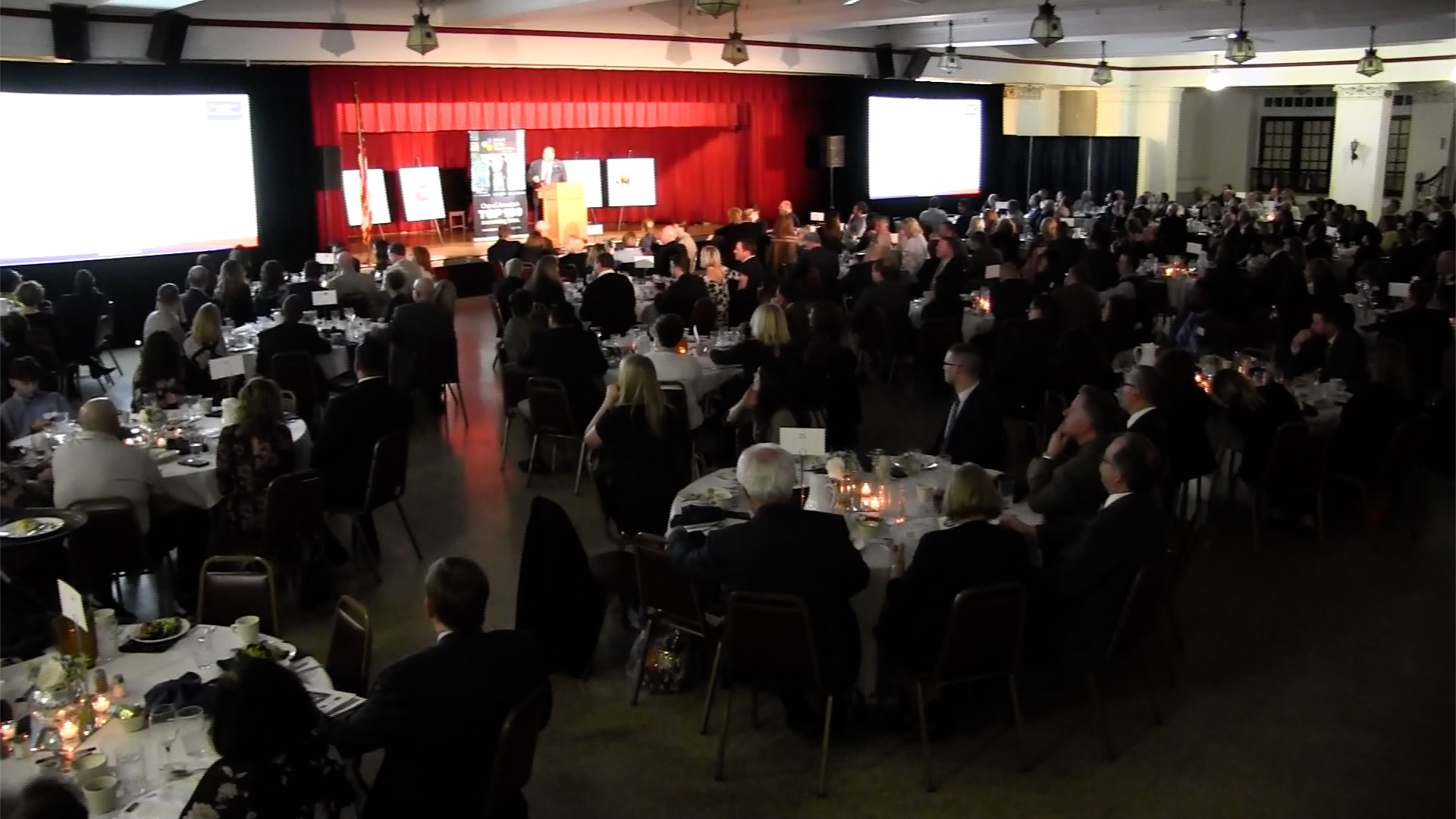 The Lawrence County Regional Chamber of Commerce 116th Annual Dinner