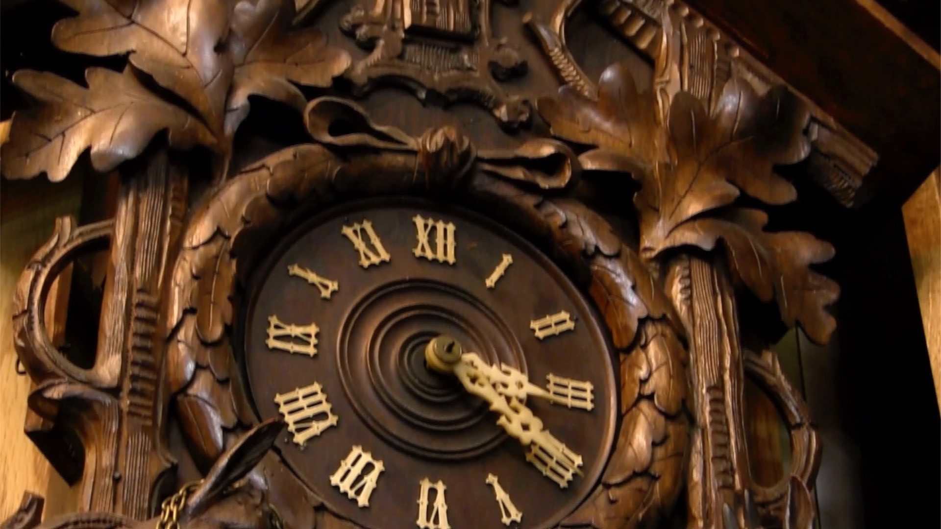 Inside the World of Clocks
