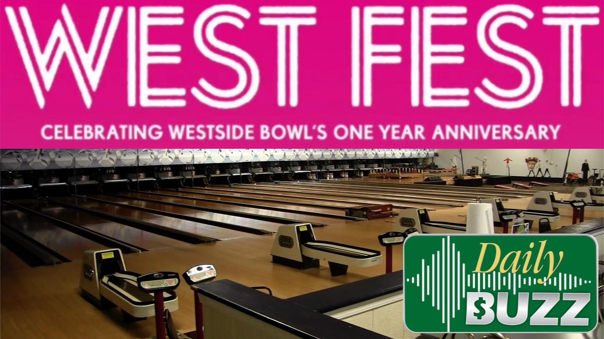 Westside Bowl Celebrates Anniversary