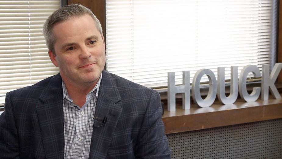 Jim Houck, President and Owner of The Houck Agency
