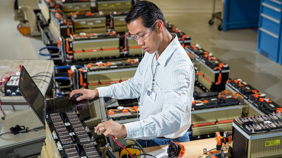 GM Battery Lab