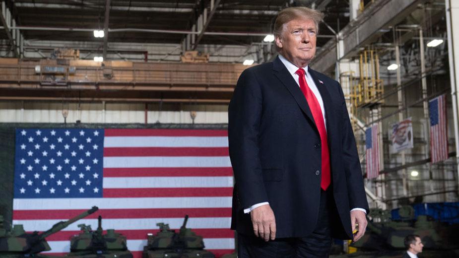 Trump Again Blames Labor for GM Lordstown Closing