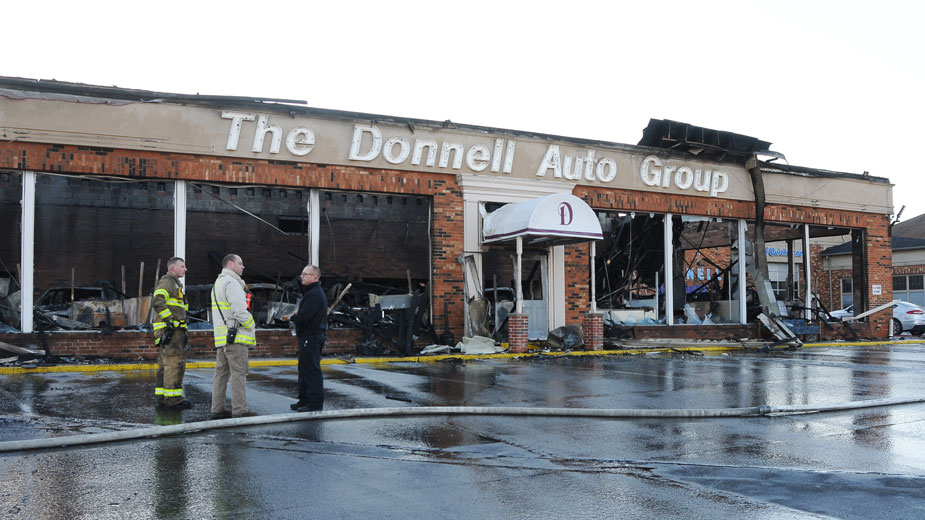 donnell ford fire