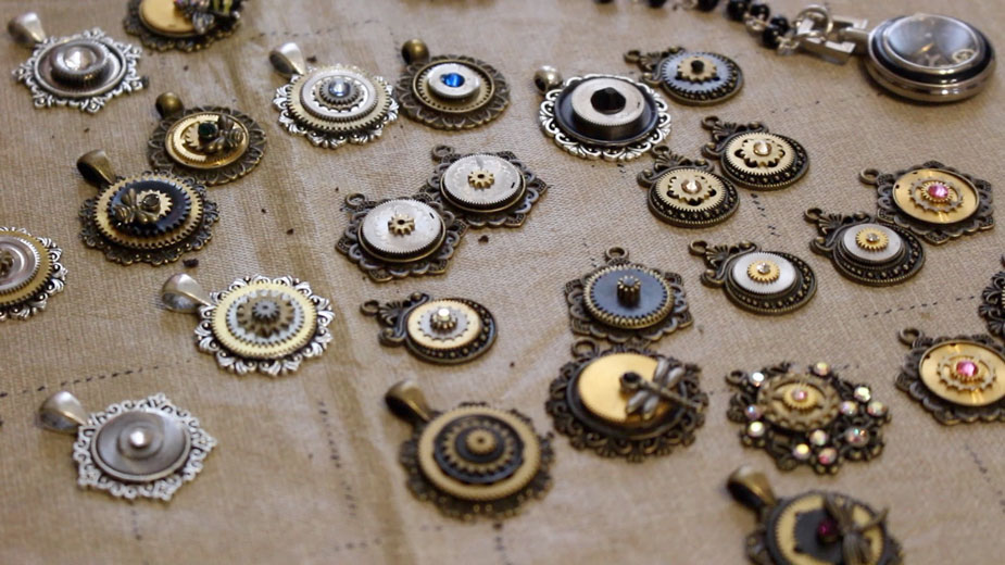 For the Love of Steampunk