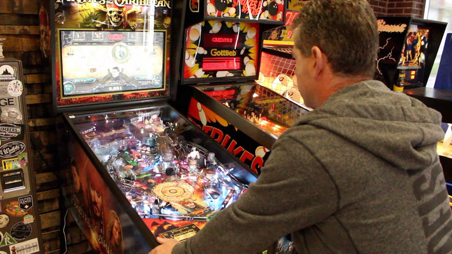 Restoring Pinball Magic