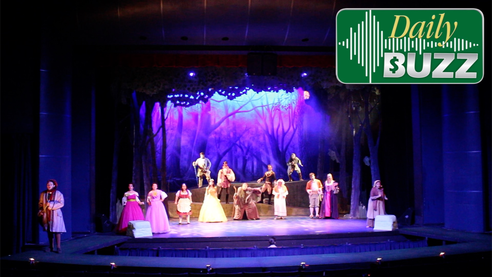 A Journey 'Into the Woods'