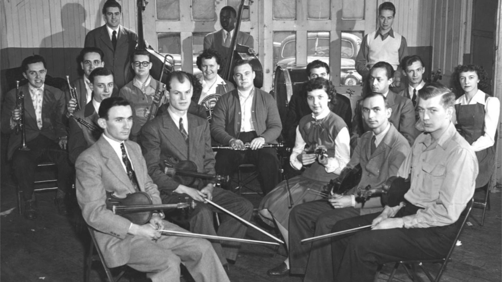 Inside the History of the Dana School