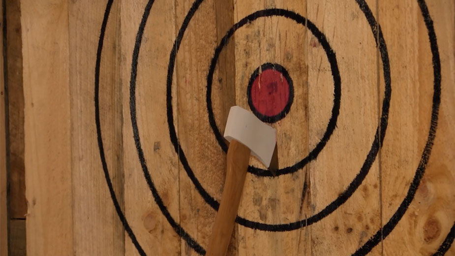 Ax Throwing comes to Downtown Youngstown