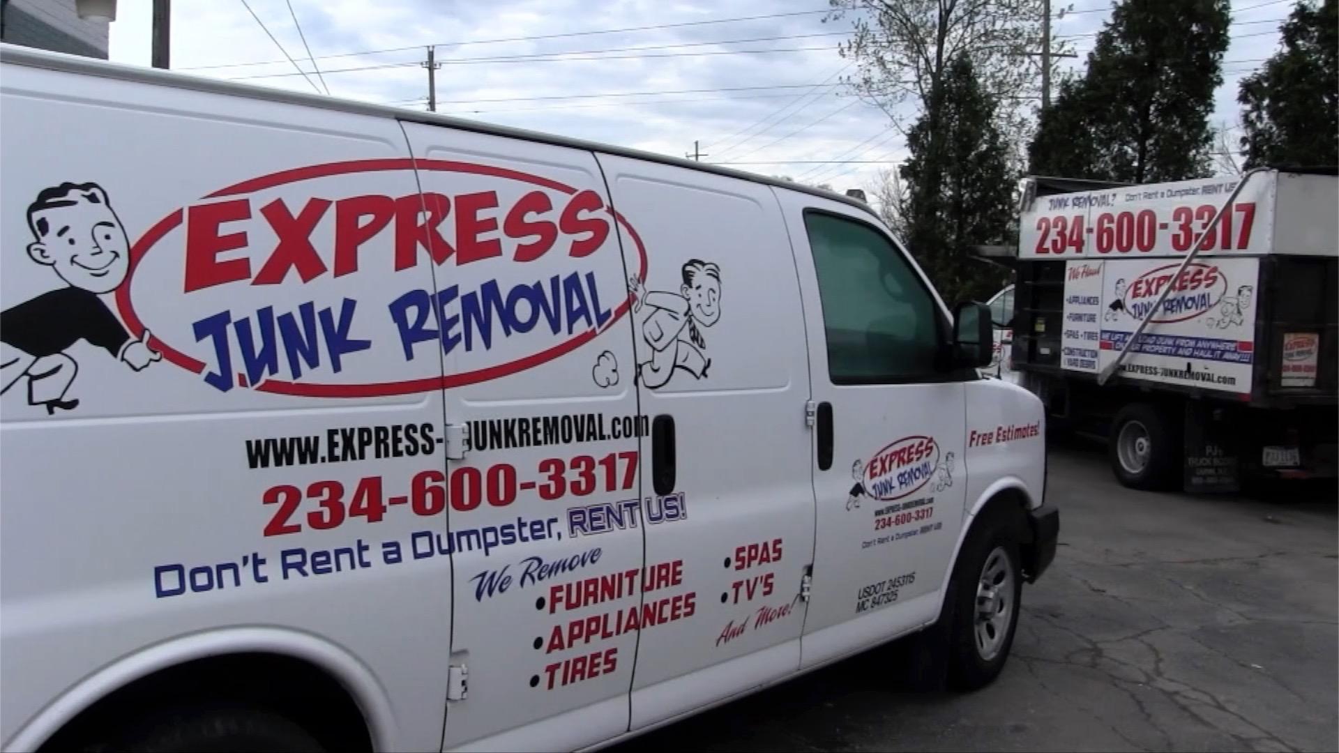 Burgan Real Estate & Express Junk Removal