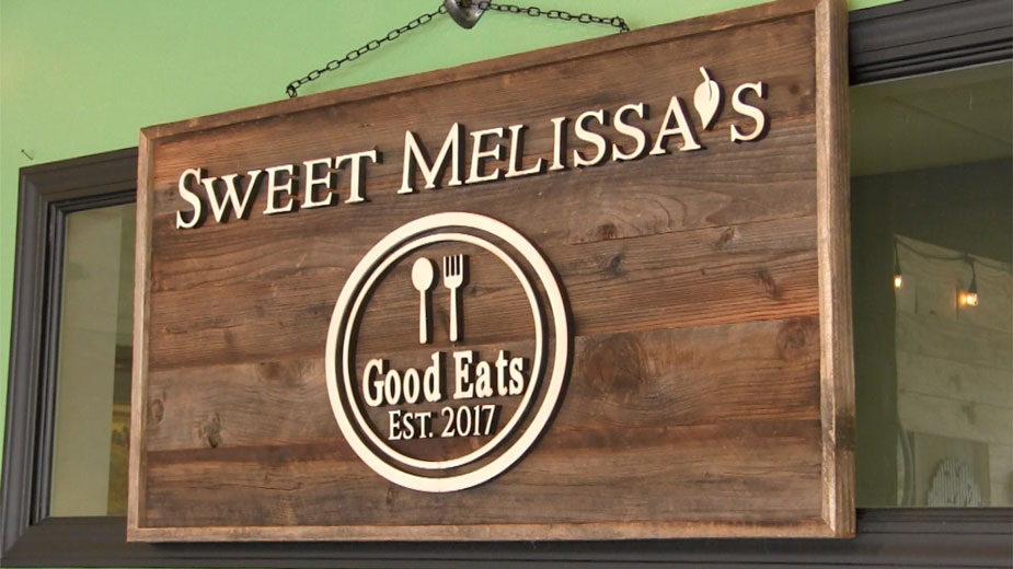 Sweet Melissa's Good Eats