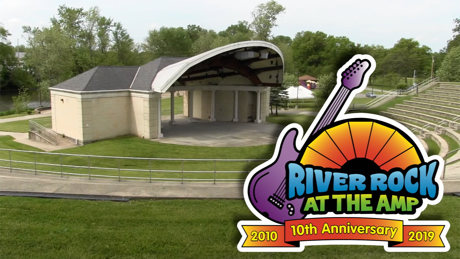 10 Years of River Rock