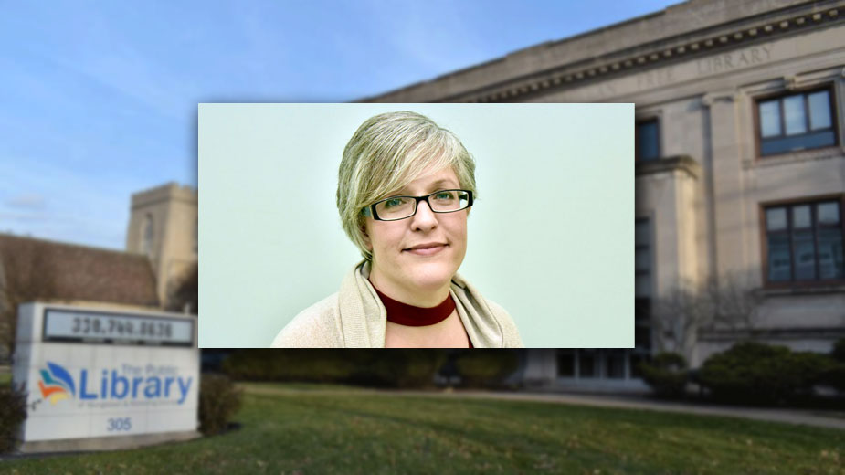 Shari Buchmann, Public Library of Youngstown & Mahoning County