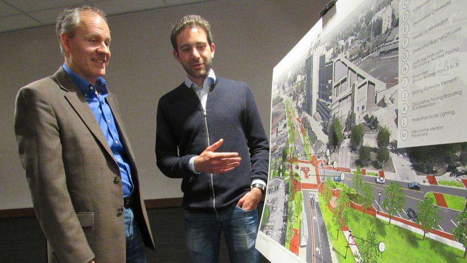 Youngstown Business Incubator, Denes Kuecuek