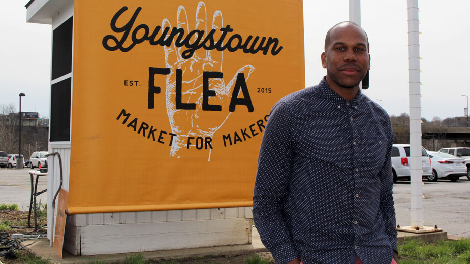 Derrick McDowell youngstown flea