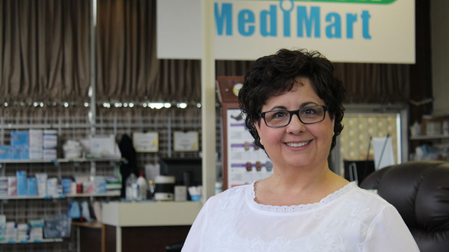 Robin Ivany, Boardman Medical Supply