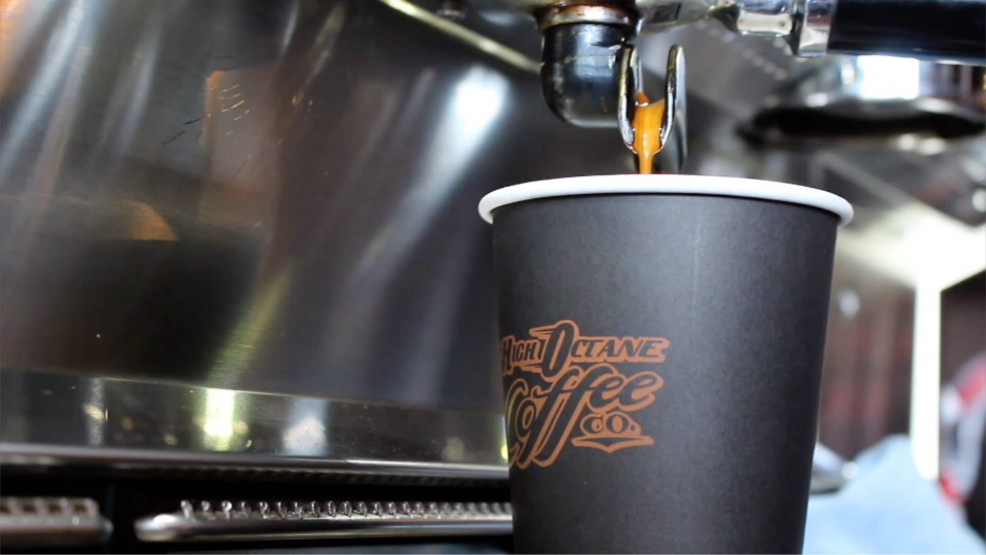 High Octane Coffee