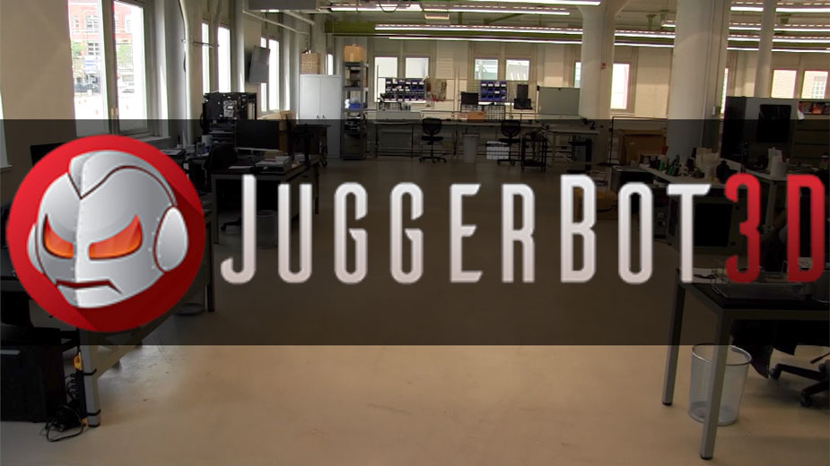 Juggerbot 3D Expands