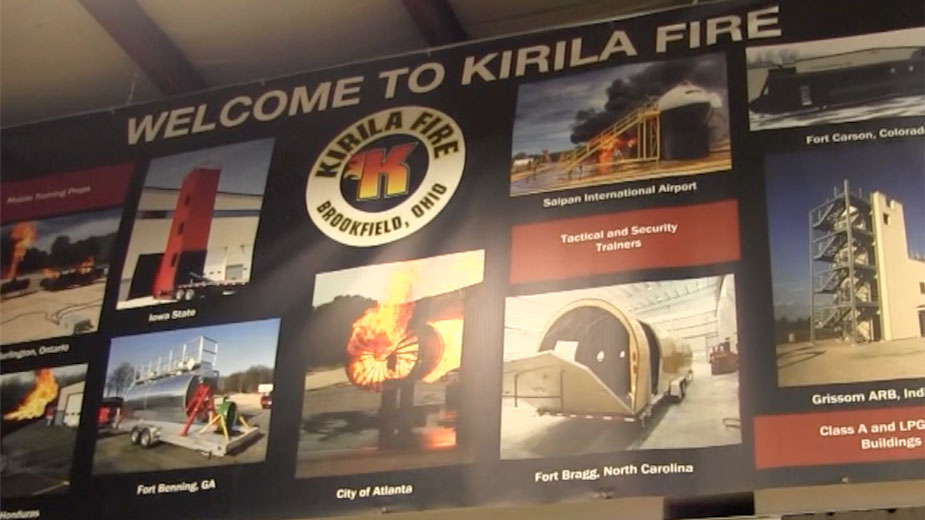 Jerry Kirila, President, Kirila Fire Training Inc.