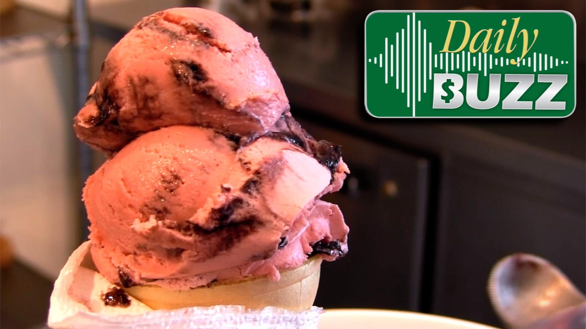 Beat the Summer Heat with Ice Cream