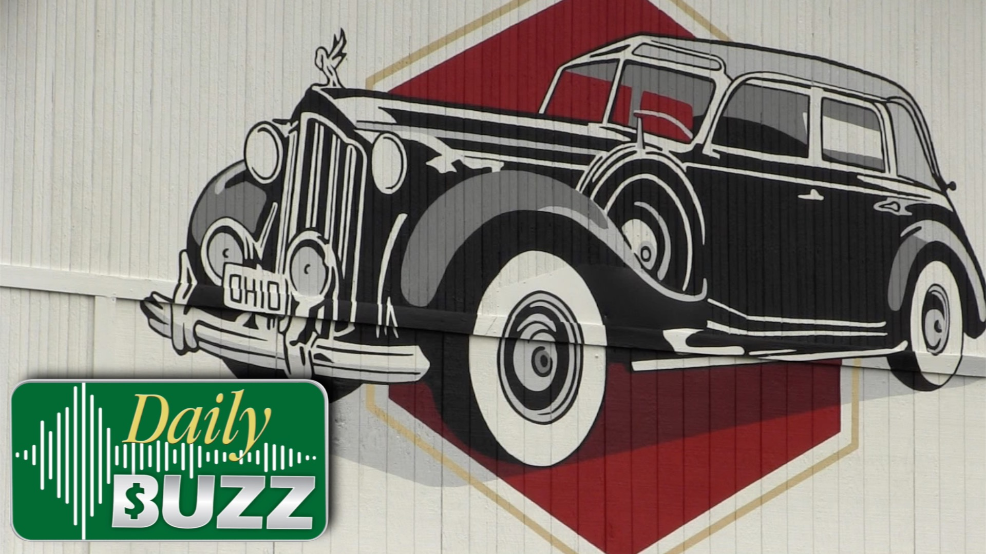 Packard Mural Is a Gateway to History