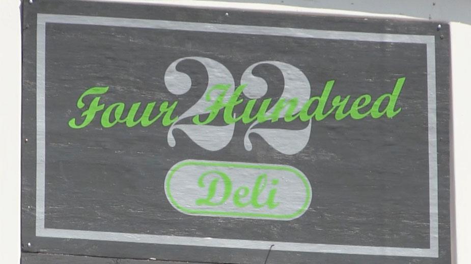 Devin Boss Sr., Owner, Four Hundred 22 Deli