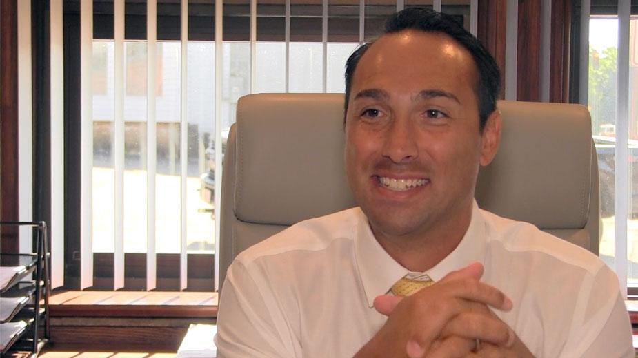 Mayor Steve Mientkiewicz, City of Niles