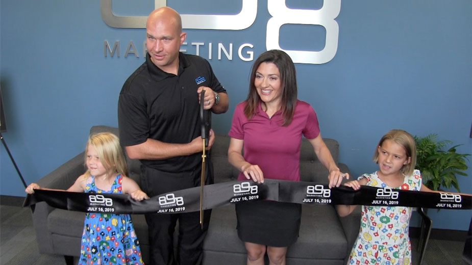 898 Expands into New Office Space