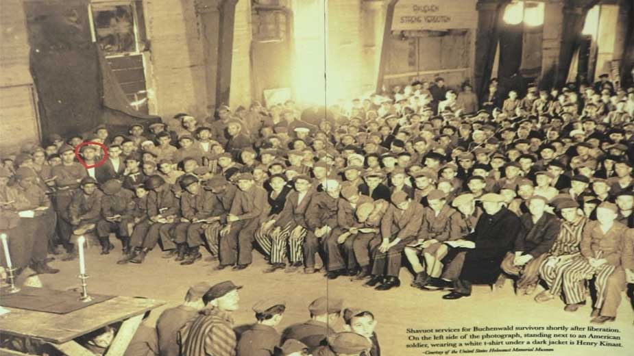 Discussing Anti-Semitism & the Holocaust