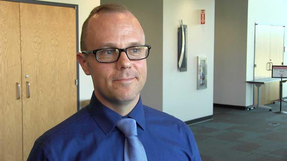 David McCracken, Manager, Procurement Services, YSU