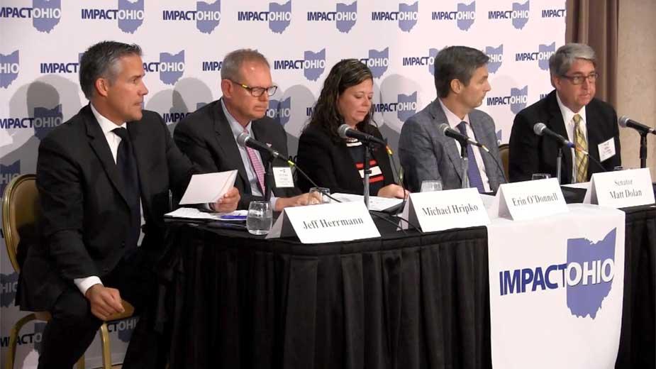 Impact Ohio Panelists on Manufacturing