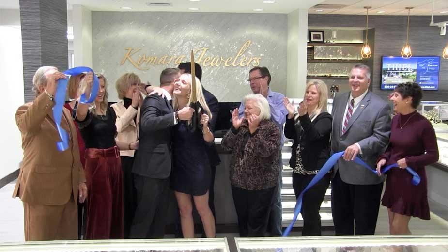 Komara Jewelers Celebrates Grand Reopening