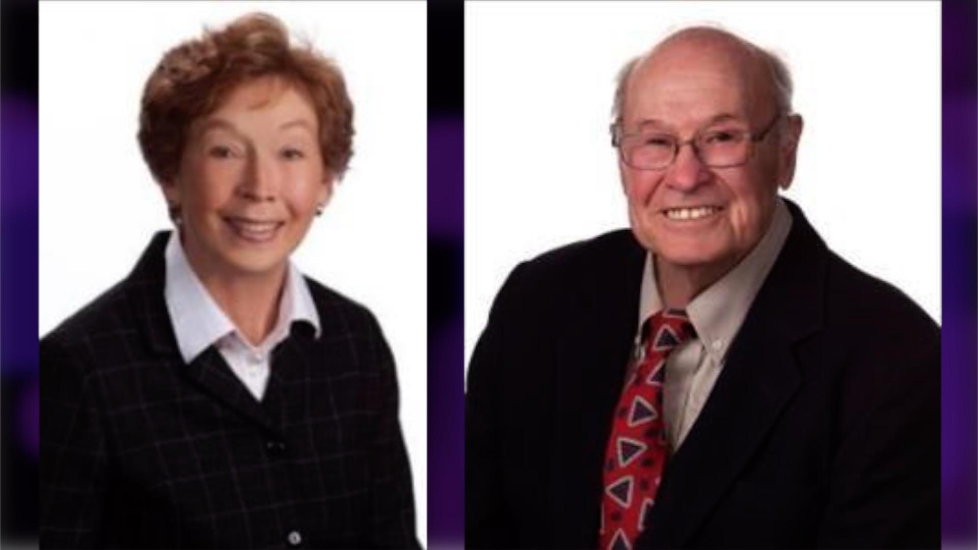 Nancy Hinchliffe & Bob Hinchliffe