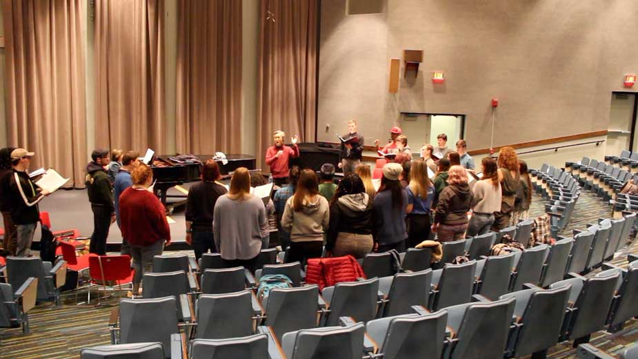 Dana School of Music Continues Holiday Tradition