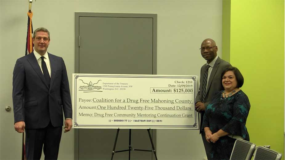 Groups Awarded Funds for Drug Education