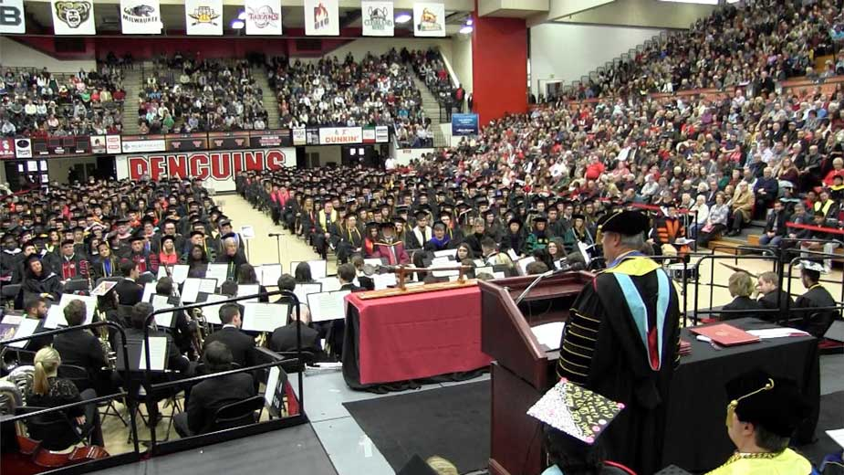 YSU's Graduating Class of 2019