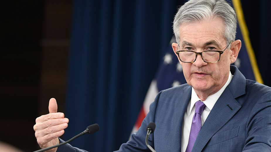 Powell Stresses Commitment to Full Employment, Low Rates ...