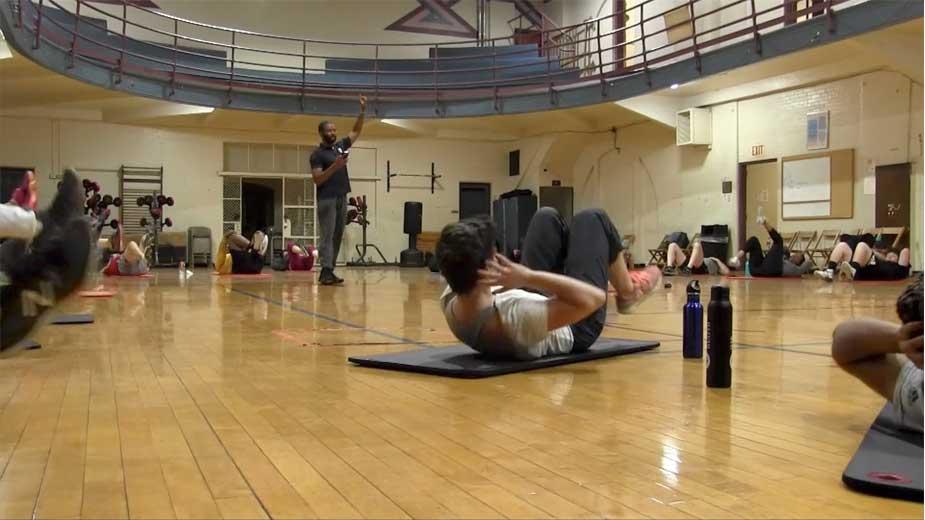 12 Rounds YMCA