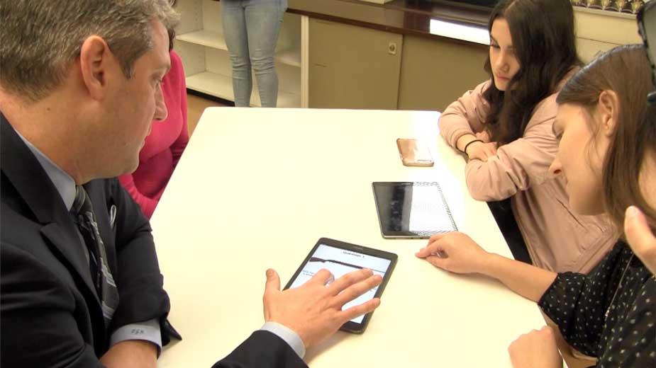 Boardman High School Students Win App Challenge