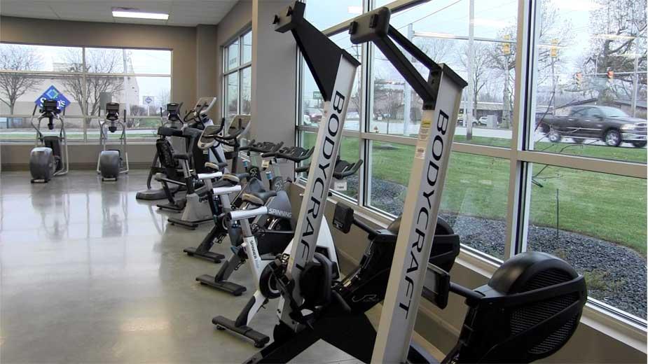 Straub Discusses Exercise Equipment Industry