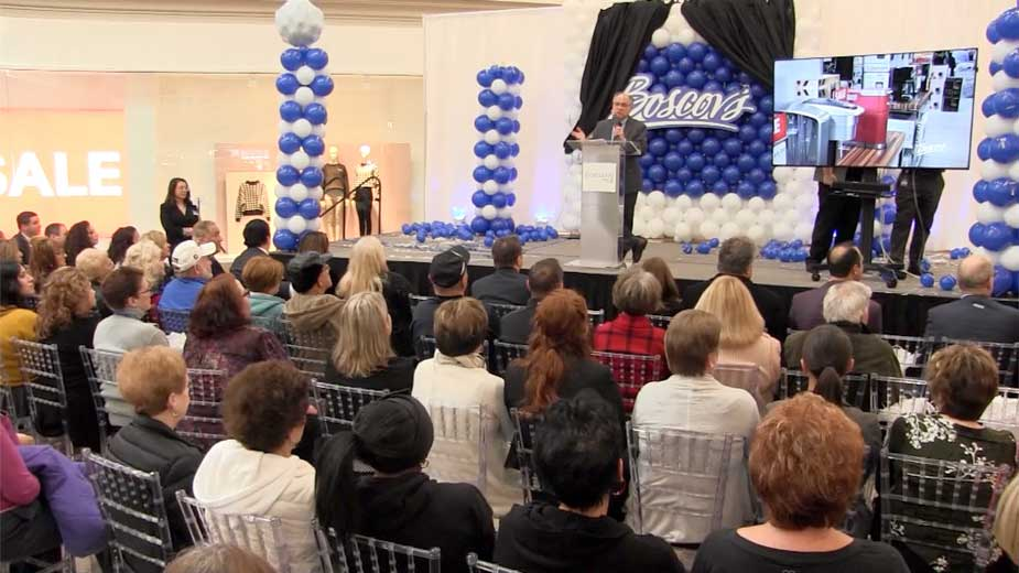 Boscov's Moving into Eastwood Mall
