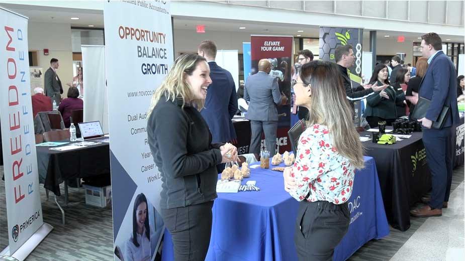 YSU Hosts Meet the Employers