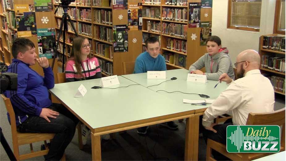 Student Panel: Sharpsville Middle School