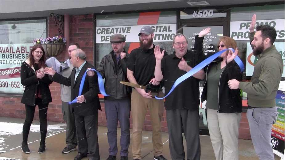 Minuteman Press Celebrates Warren Opening
