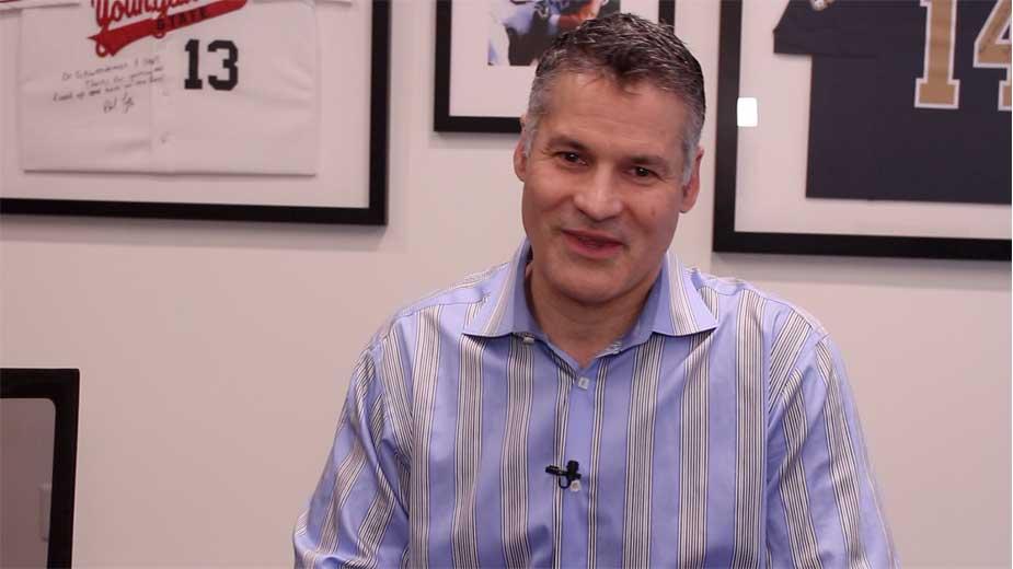 Joseph Discusses New Orthopaedic Surgery Center