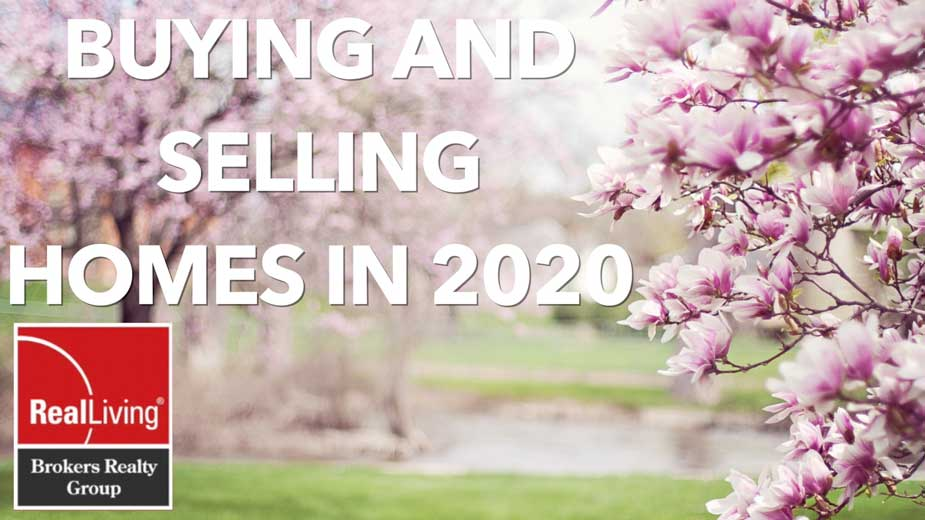 Buying and Selling Homes in 2020