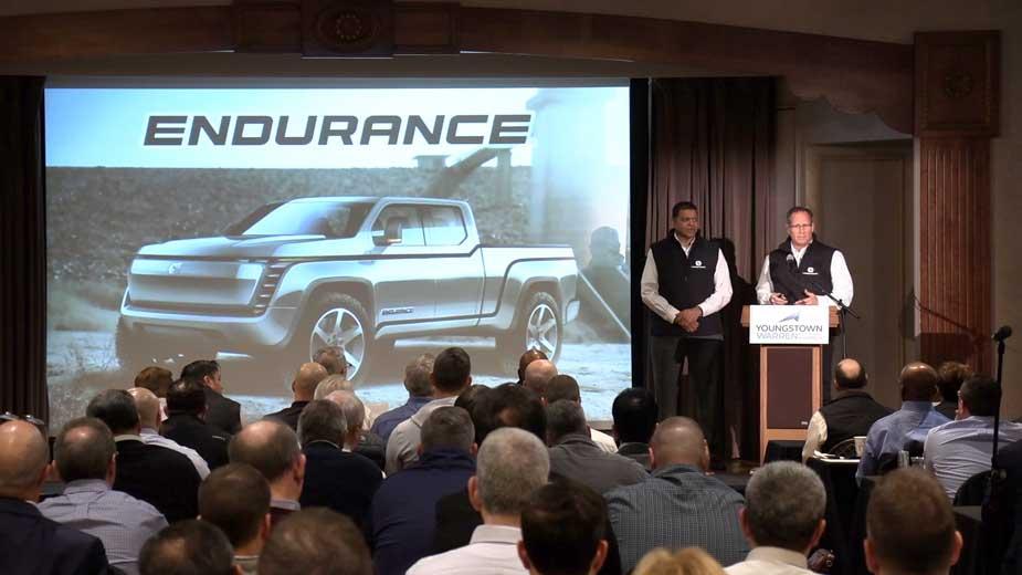 Lordstown Motors Seeks Suppliers