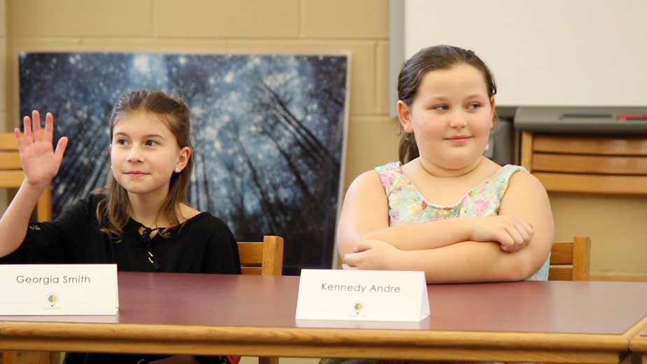Student Panel: East Palestine Middle School